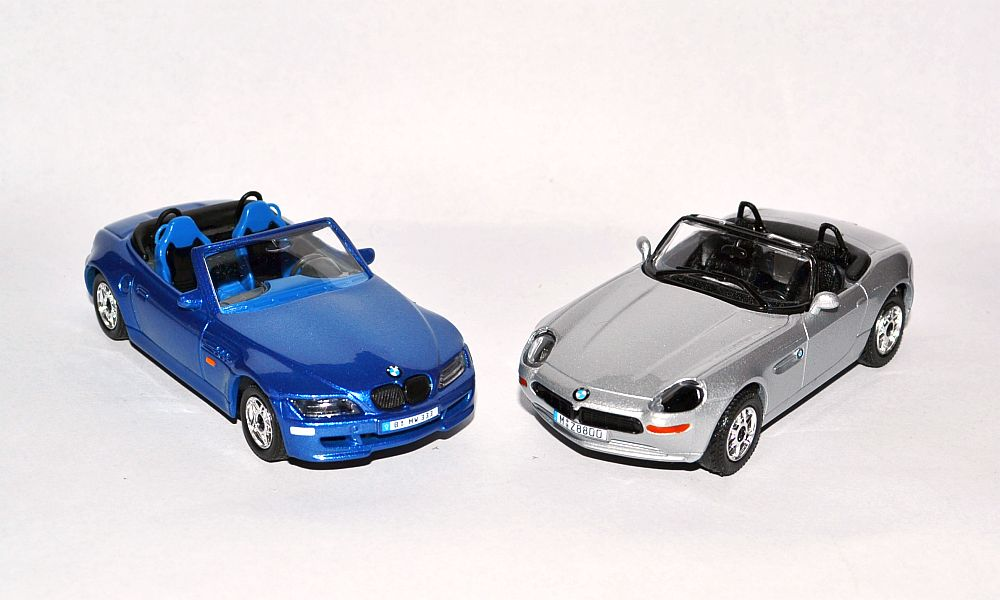BMW M Roadster KIT + BMW Z8 KIT