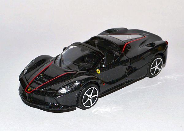 Ferrari LaFerrari aperta black_Px