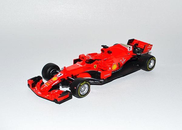 Ferrari SF71H nr7 Raikkonen_2