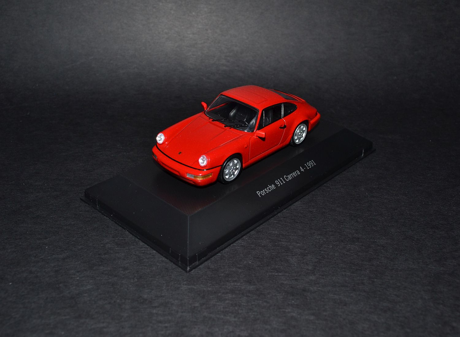 Porsche 911 typ 964, part one
