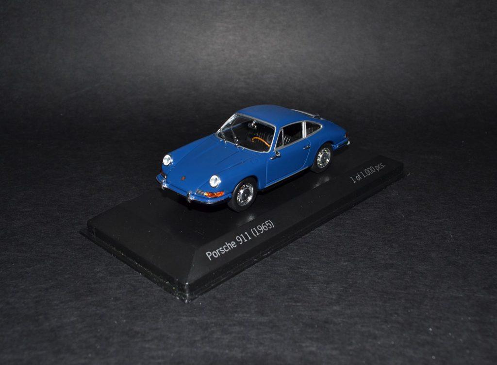 Minichamps Porsche 911 1965_4x