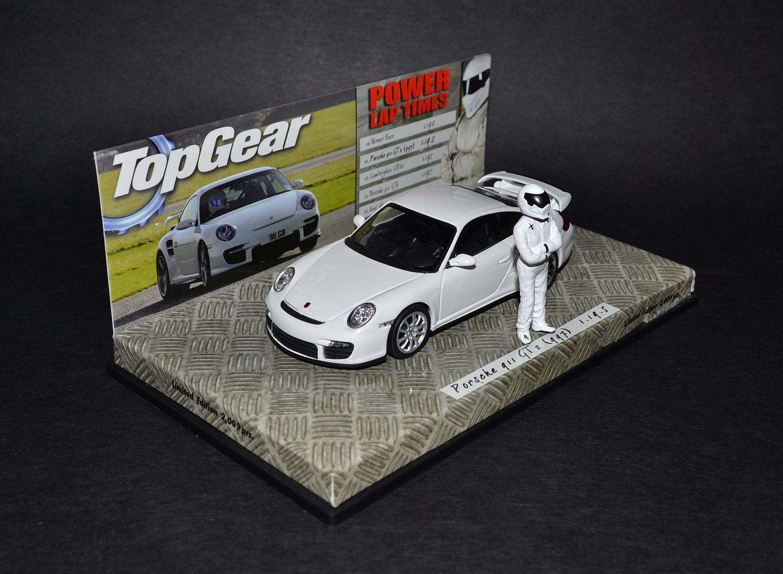 Porsche 911 w Top Gear