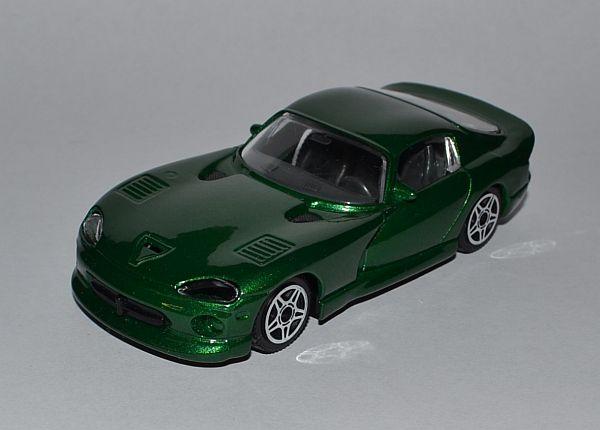 Dodge Viper mocno ekologiczny