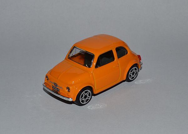 Fiat 500 orange 2019_Px