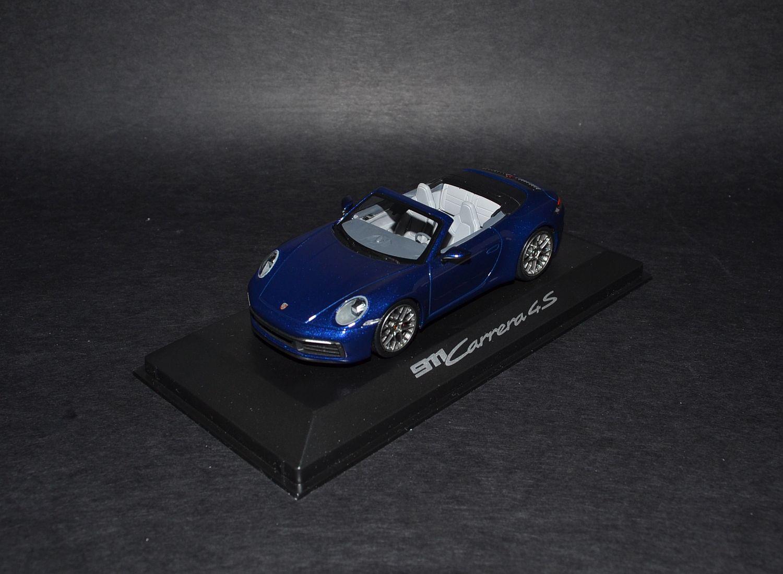 PORSCHE 911 CARRERA Cabriolet (992) NOWOŚĆ
