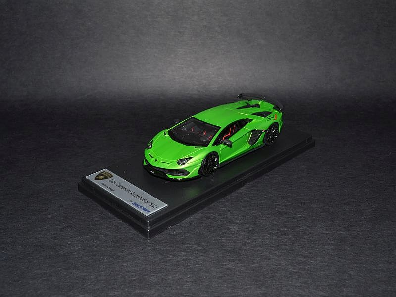 Lamborghini Aventador SVJ_4x