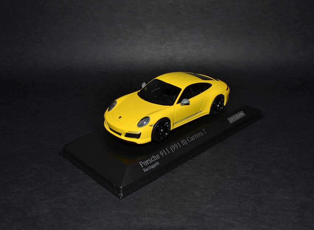 Minichamps Porsche 911 T 991_2_028_yellow_4