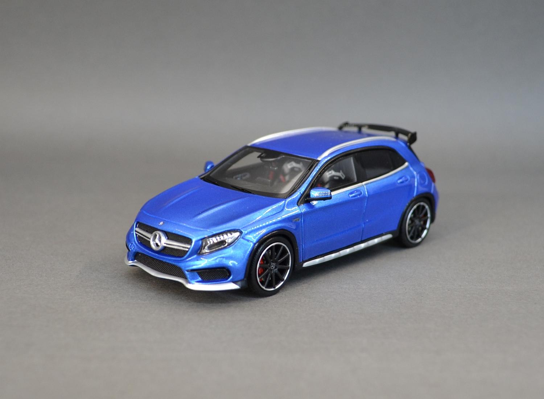 Mercedes GLA (X156)