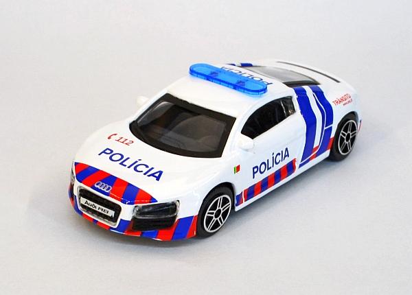 Audi R8 Policia Portugal_Px