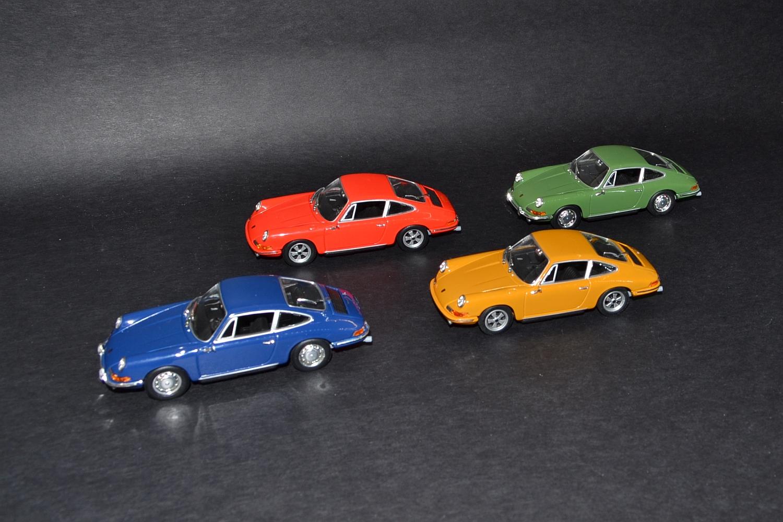 Porsche 911 Limited Edition Set 1 – Porsche Centrum Gelderland – Classic Center